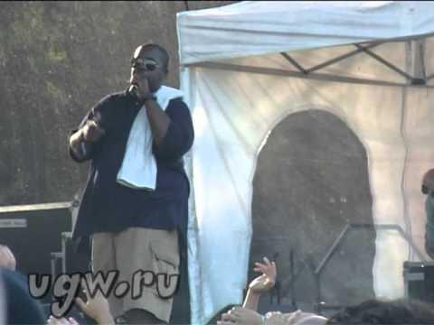 Phat Kat & Elzhi as Cold Steel live @ Hip Hop Kemp 2010