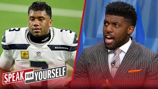 Russell Wilson & Seahawks power struggle is clearly irreconcilable — Acho | NFL | SPEAK FOR YOURSELF