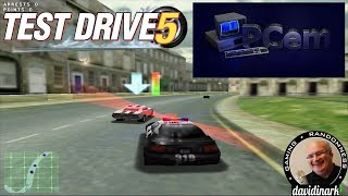 Quick test: Need For Speed III on PCEM (W98)(Emulated)(PCEM