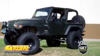 Jeep TJ Parts Phoenix AZ 4 Wheel Parts