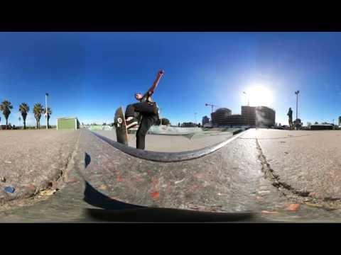 Montevideo pista de skate | Uruguay en 360