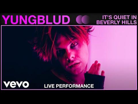 Смотреть клип Yungblud - It'S Quiet In Beverly Hills