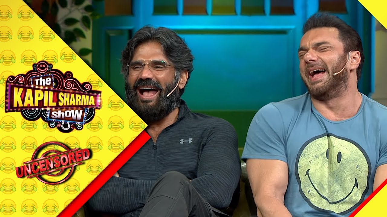 The Kapil Sharma Show - CCL Episode Uncensored Footage   Sohail Khan, Suniel Shetty, Manoj Tiwari