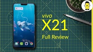 [India] Vivo X21 review: includes innovation that rewrites the fate of future smartphones