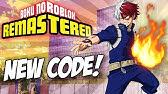 New Code Boku No Roblox Remastered 125k Likes ฟร ว ด โอออนไลน New Code New Code At 100k Game Likes Boku No Roblox Remastered Roblox Builderboy Tv Youtube