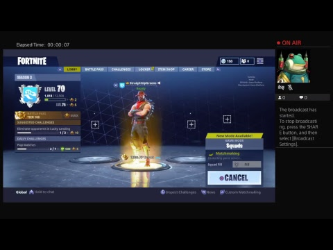 Fortnite Battle Royale Trying Out Builder Pro