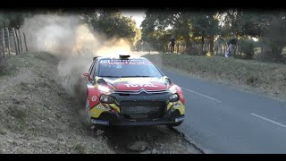 WRC Tour de Corse 2019 Crash&Show by Team ChauffeQuiPeut