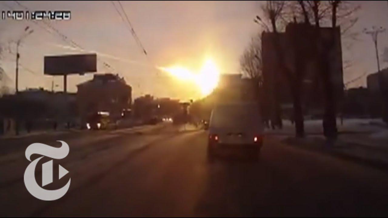 asteroid that hit siberia - photo #18