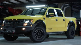 Making the Hennessey Performance VelociRaptor 600 Supercharged