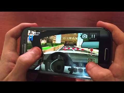 Sport Car Parking Android Game