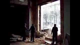 Подготовка к монтажу алюминевых витрин и остекления фасадов.(Демонтаж окон, снос стен и подготовка к монтажу алюминевых витрин и остекления фасадов., 2013-12-11T17:51:59.000Z)