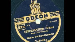 Wiener Bohéme-Orchester - Estudiantina-Walzer