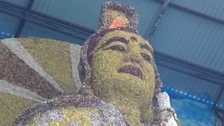 Chiêm bái Tượng phật bằng hoa lớn nhất thế giới tại Chùa ve chai Đà Lạt
