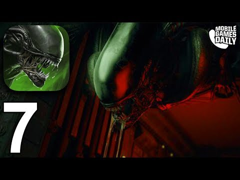 ALIEN BLACKOUT - Research Lab Level 7 - Gameplay Walkthrough Part 7 (iOS Android)
