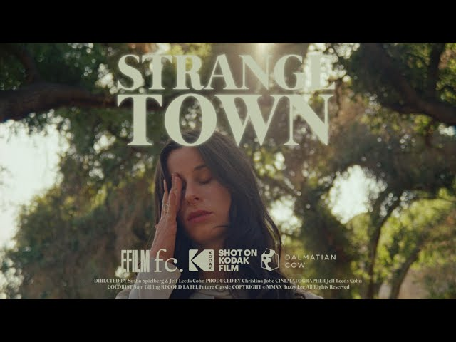 Buzzy Lee - Strange Town (Official Music Video)