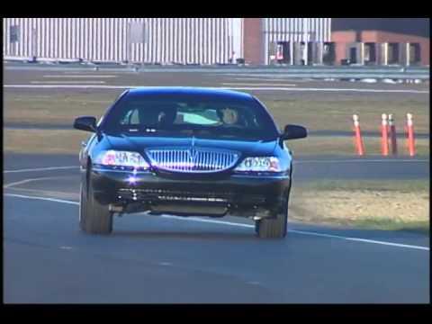 Transforming a Lincoln Town Car Into an Armored Car