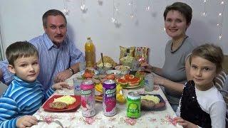 Китай и кухни мира #12: Наш новогодний стол