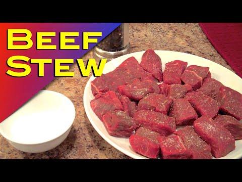 Cooking Kosher - Beef Stew