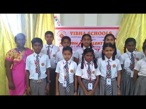 ALL INDIA ART TALENT SENSATION-2017-18 SCHOOL LEVEL (STATE SELECTEION ) HAND WRITING COMPETITION