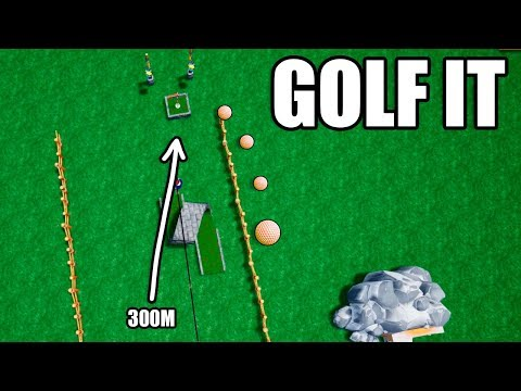 GOLF IT | MI MEJOR DISPARO! (ME LEVANTO Y ME VOY)