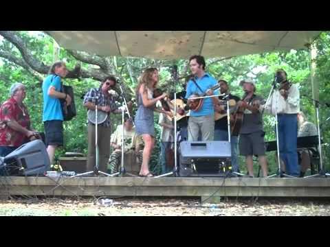 "Mandolin Orange & Friends, ""Banks of the Ohio"",  Ocrafolk Festival 2011"