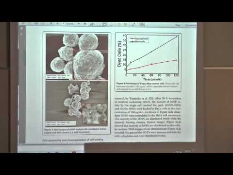 Journal Club Oscillating Nanoparticles to Kill Tumor Cells