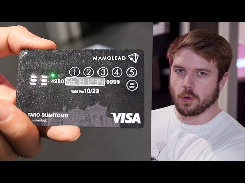 One Card to TOTALLY SIMPLIFY your payment experience? - Dynamics Wallet Card