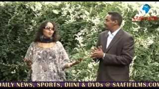Saafi Films Music Mp3 Videos Somali Video Clip Qaraami KabanJARKA JABA BACADO IYO CIID JAAMAC Hees T