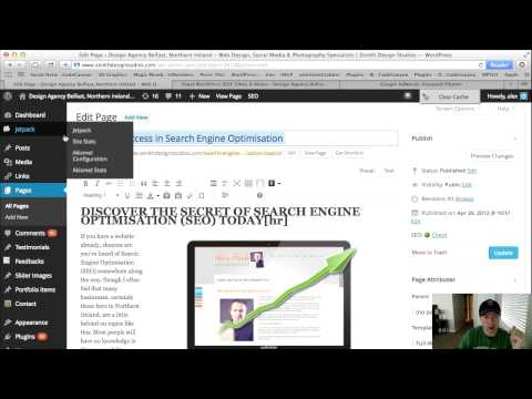 How to SEO Your Wordpress Website - Search Engine Optimizati