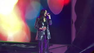 JANELLA Salvador performs How Far I'll Go and New Rules   OPPO F7 Launch