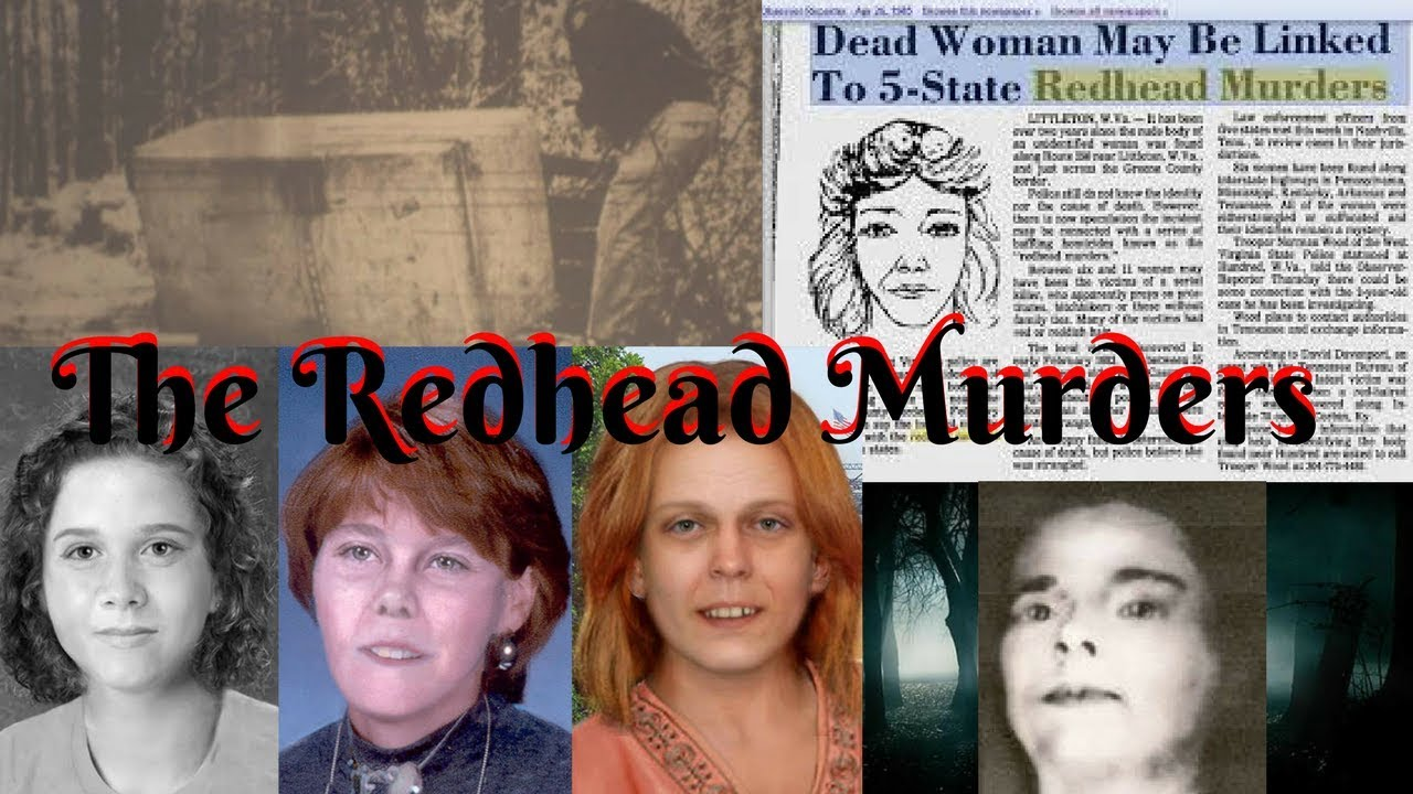 Redhead Murders: A Series of Unsolved Homicides - Learning