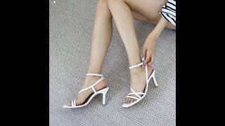 여성 여름 예쁜 신발 신상 샌들 슬리퍼 쪼리 소개합니다