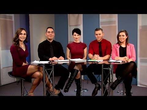 The Report [CSUF News & Events - Barbie Gets Curvy - Zika Virus & More] 2-10-2016