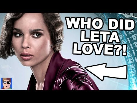 "Who Did Leta Say ""I Love You"" To? 