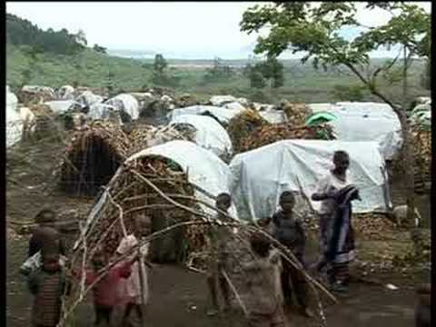 Democratic Republic of the Congo: Helping the Displaced