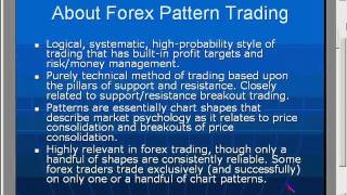 James Chen, CMT: High-Probability Forex Pattern Trading