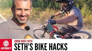 GMBN Rides With Seth's Bike Hacks