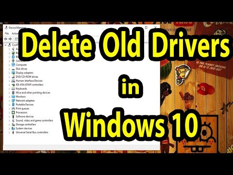 Uninstall Old Graphics Drivers Windows 7 How to Uninstall