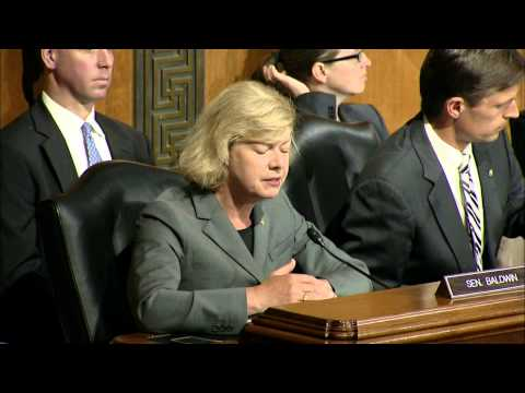 July 15, 2014 - Tammy on the Forest Service Budget & Wildfire Preparedness