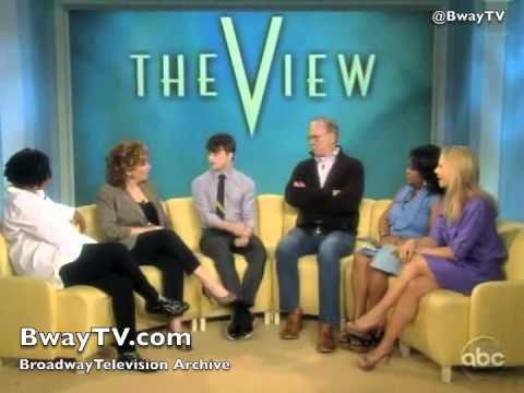 Brotherhood of Man - How to Succeed (Daniel Radcliffe) - The View (05/20/2011)