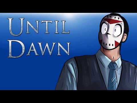 Until Dawn - episode 2! (Breaking relationships!!) Where's Jess???