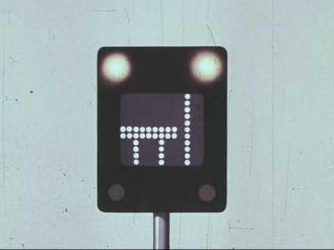 Motorway Signals   UK Public Information Film