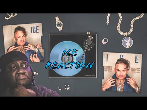 MORGENSHTERN - ICE (feat. MORGENSHTERN) *RUSSIAN RAP REACTION*