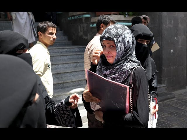 Women Imprisoned by Houthis in Secret Prisons