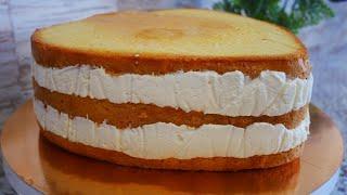 Торт ОБЛАКО Торт с КРЕМ МУСС и КУБИКАМИ ЖЕЛЕ с чёрной смородины Торт на день рождения