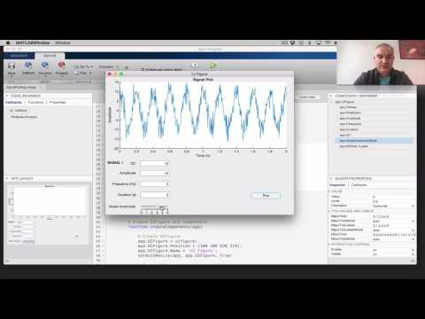 Tutorial on MATLAB Programming - Part 7b: Graphical User Interfaces (GUIs)