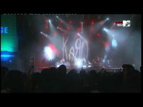 KoRn - Falling away from me [HD] [Live@MTV Rock am Ring 2009]