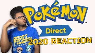 DLC EXPANSIONS AND A NEW GAME! | Pokemon Direct 2020 Full Reaction