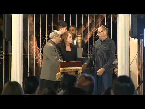 Steven Sotloff Remembered in Chanukkah tribute