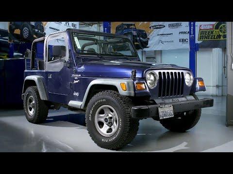 Week to Wheelin' 2018 – '97 Jeep TJ  | Day 1